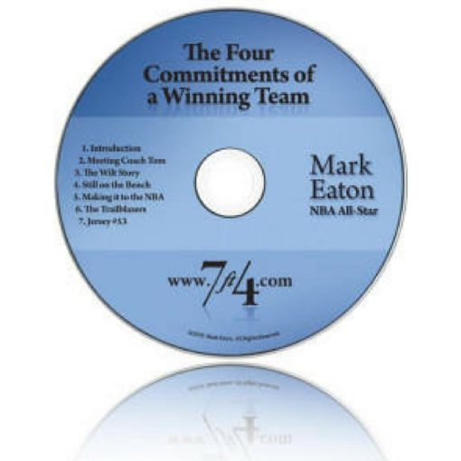 The Four Commitments of a Winning Team CD
