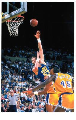 Mark Eaton Utah Jazz