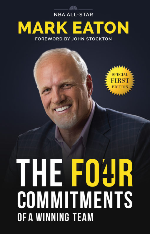 The Four Commitments of a Winning Team Book