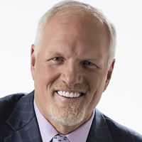 Keynote speaker Mark Eaton headshot